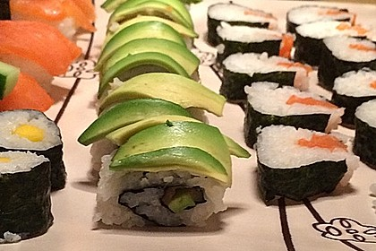 Sushi Variationen 10