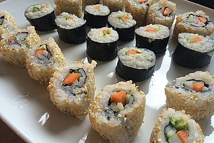 Sushi Variationen 62