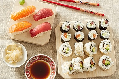 Sushi Variationen 6