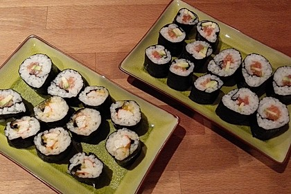 Sushi Variationen 1