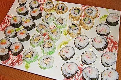 Sushi Variationen 25