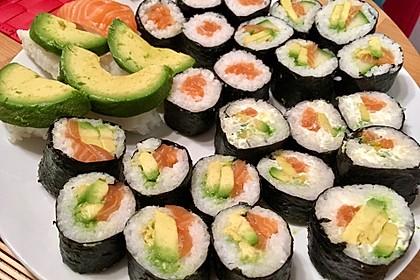Sushi-Reis 3