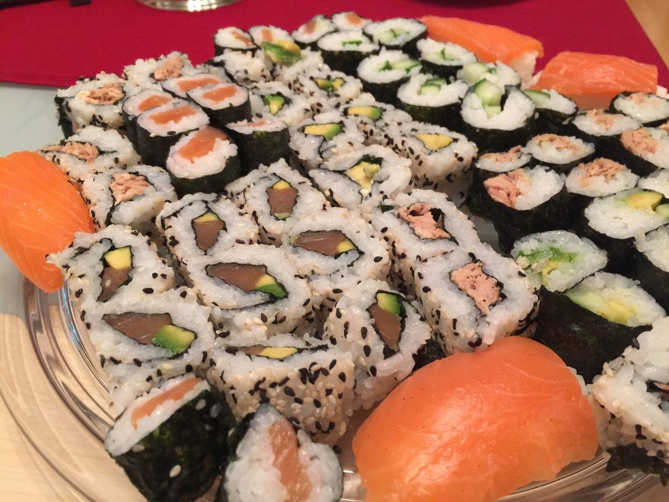 chefkoch sushi