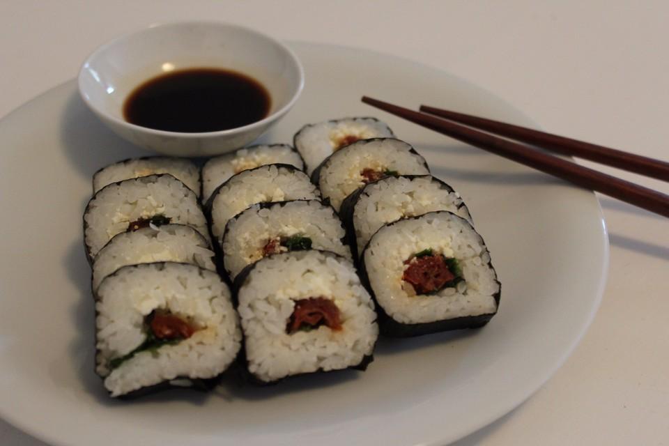 sushi reis rezept mit bild von chefkoch. Black Bedroom Furniture Sets. Home Design Ideas