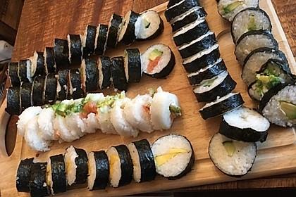 Sushi-Reis 6
