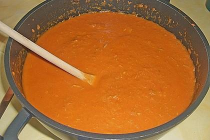 Paprika - Tomaten - Thunfisch Soße 5