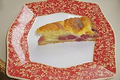 Saftiger Kirsch - Schmand - Kuchen 5