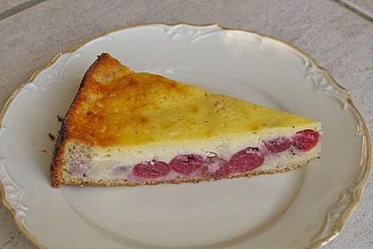 Saftiger Kirsch - Schmand - Kuchen 2