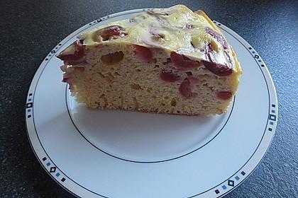 Saftiger Kirsch - Schmand - Kuchen 9