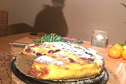 Saftiger Kirsch - Schmand - Kuchen 4