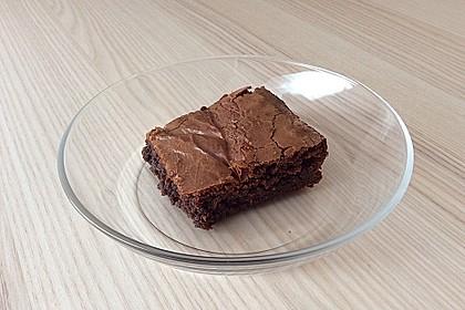 original amerikanische brownies rezept mit bild. Black Bedroom Furniture Sets. Home Design Ideas