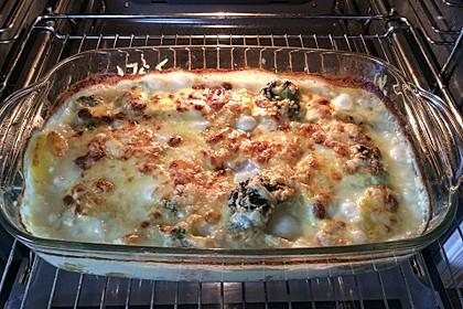Brokkoli - Kartoffel - Auflauf 5