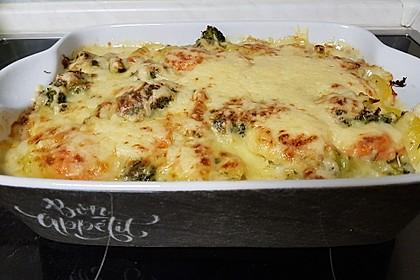Brokkoli - Kartoffel - Auflauf 8