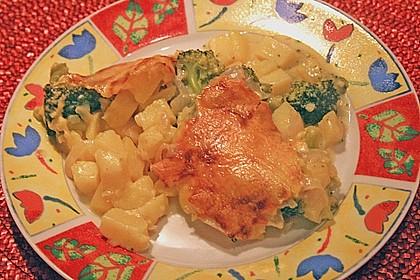 Brokkoli - Kartoffel - Auflauf 3