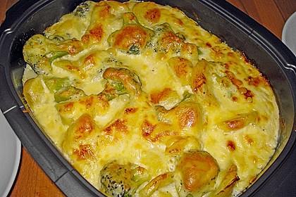 Brokkoli - Kartoffel - Auflauf