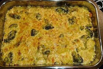 Brokkoli - Kartoffel - Auflauf 7