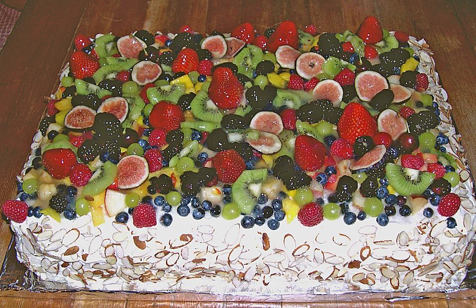 Biskuit torte chefkoch