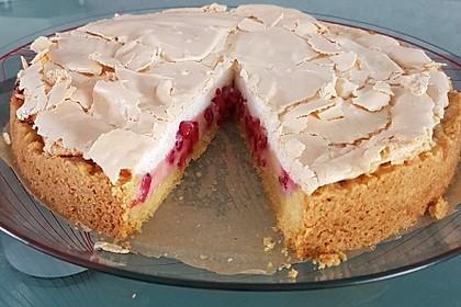 Rhabarberkuchen mit Baiser 26