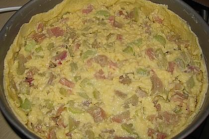 Rhabarberkuchen mit Baiser 125
