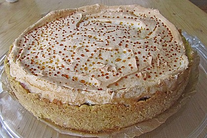 Rhabarberkuchen mit Baiser 65