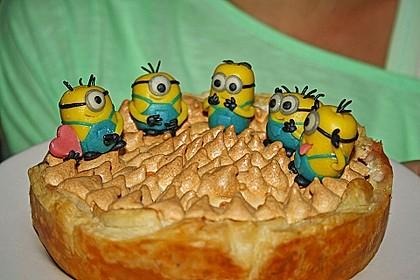 Rhabarberkuchen mit Baiser 12