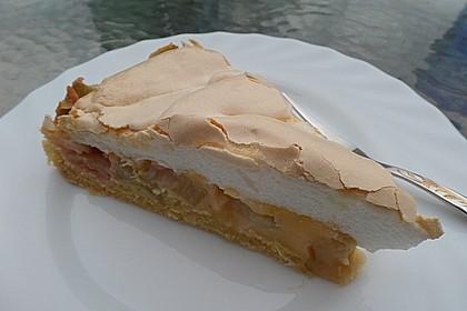 Rhabarberkuchen mit Baiser 19