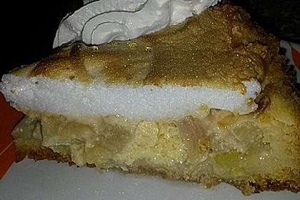 Rhabarberkuchen mit Baiser 96