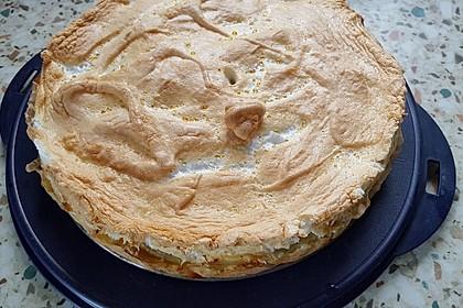 Rhabarberkuchen mit Baiser 75