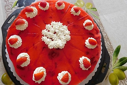 Erdbeer - Jogurt - Torte 26