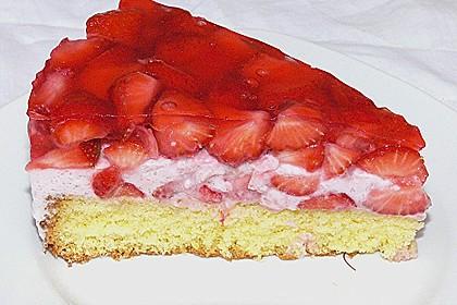 Erdbeer - Jogurt - Torte 28