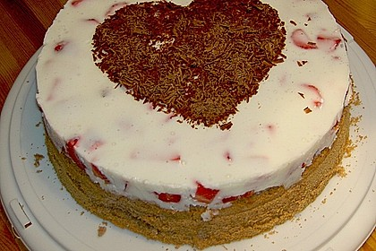 Erdbeer - Jogurt - Torte 35