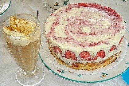 Erdbeer - Jogurt - Torte 37