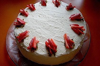 Erdbeer - Jogurt - Torte 21