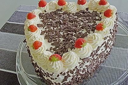 Erdbeer - Jogurt - Torte 7