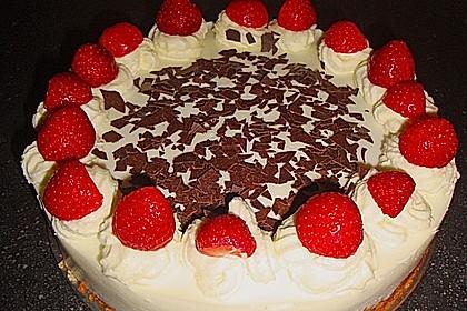 Erdbeer - Jogurt - Torte 25