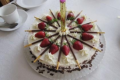 Erdbeer - Jogurt - Torte 5