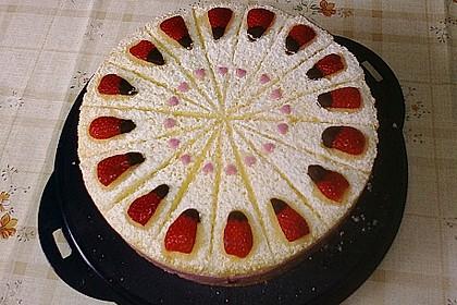 Erdbeer - Jogurt - Torte 15