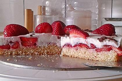 Erdbeer - Jogurt - Torte 30