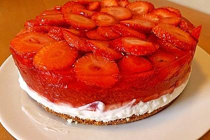 Erdbeer - Jogurt - Torte 11