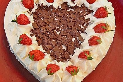 Erdbeer - Jogurt - Torte 12