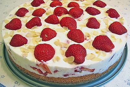 Erdbeer - Jogurt - Torte 14