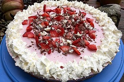 Erdbeer - Jogurt - Torte 3
