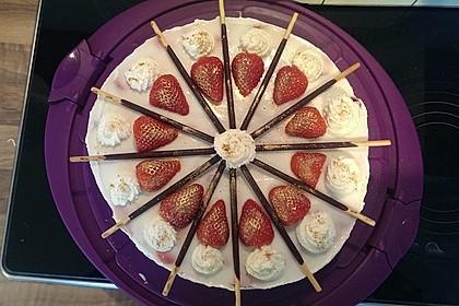 Erdbeer - Jogurt - Torte 6