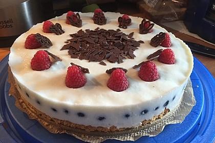 Erdbeer - Jogurt - Torte 8