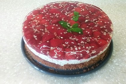 Erdbeer - Jogurt - Torte 20