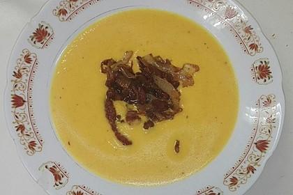 Möhren - Cremesuppe 7