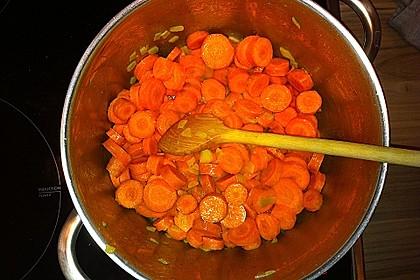 Möhren - Cremesuppe 17