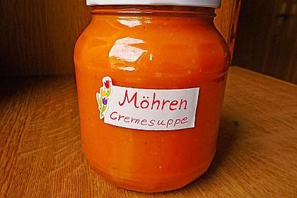 Möhren - Cremesuppe 10