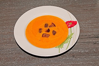 Möhren - Cremesuppe 13