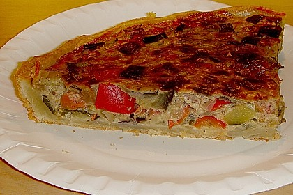 Tarte au Ratatouille 29